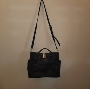 JUJUBE BLACK DIAPER BAG